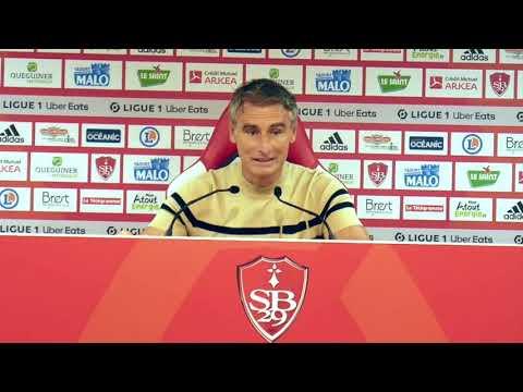 Amical | Brest - Guingamp (1-0) | La réaction d'Olivier Dall'Oglio