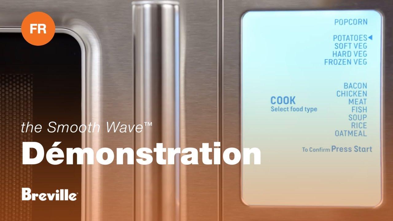Le Smooth Wave™ Description: Démonstration du produit