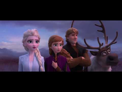 冰雪奇緣2預告片推出啦