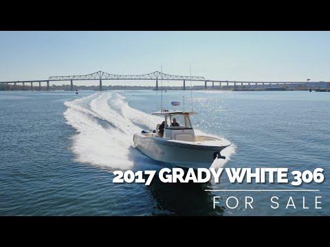 Grady-White Canyon 306 video