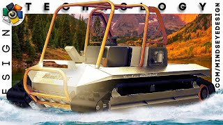 10 MOST INNOVATIVE VEHICLES ON AN ENTIRELY DIFFERENT LEVEL