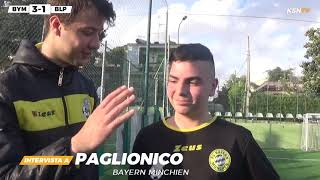 VOMERO CUP U16 3a GIORNATA BAYERN MINCHIEN VS BLACK PANTHERS