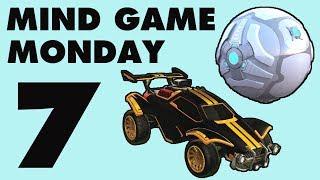 Mind Game Monday 7 (Competitive Rocket League)   JHZER