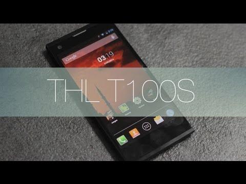 THL T100S Review en español