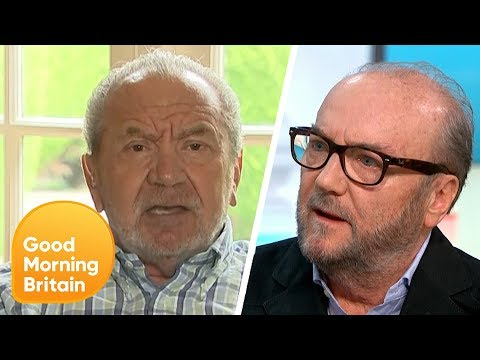 George Galloway Fired From talkRADIO After 'Anti-Semitic' Tweet | Good Morning Britain