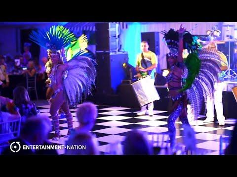 Brazilian Rio Show - Rio Carnival Performers