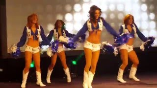 Dallas Cowboy Cheerleaders @ Viridian 2016