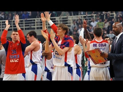 Highlights: Playoffs Game 4 vs. CSKA Moscow