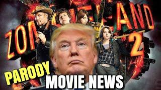 Parody Movie News: Donald Trump Zombieland 2 Parody