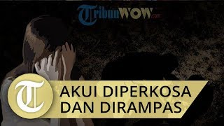 Viral Video Wanita di Surabaya Menangis Tersedu Mengaku Diperkosa