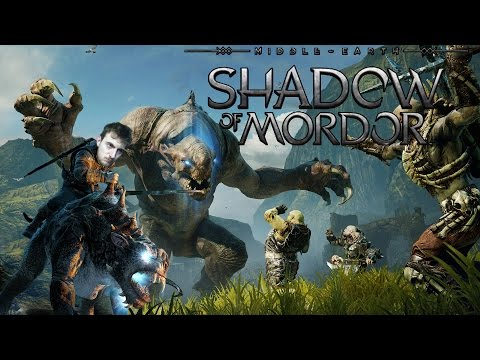 Shadow of mordor CZ : Lovec bestií