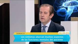 El Doctor Mateos habla sobre Demencia en el programa De hoy no Pasa de RTPA