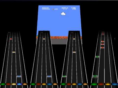 Spice Up Your Rock Band Skills With A NES Emulator
