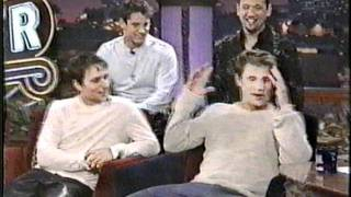 98 Degrees on Jay Leno *My Everything*