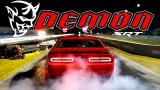 2018 Dodge Demon: NEWS UPDATE (Dodge Invited Me To New York City!)