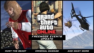GTA Online Freemode Events Update Coming September 15: Watch the Trailer