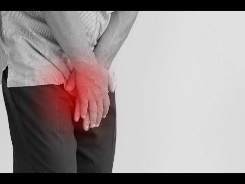 A prosztatagyulladás fizioterápiája férfiaknál