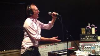 Peter Murphy Spy in the Cab live studio