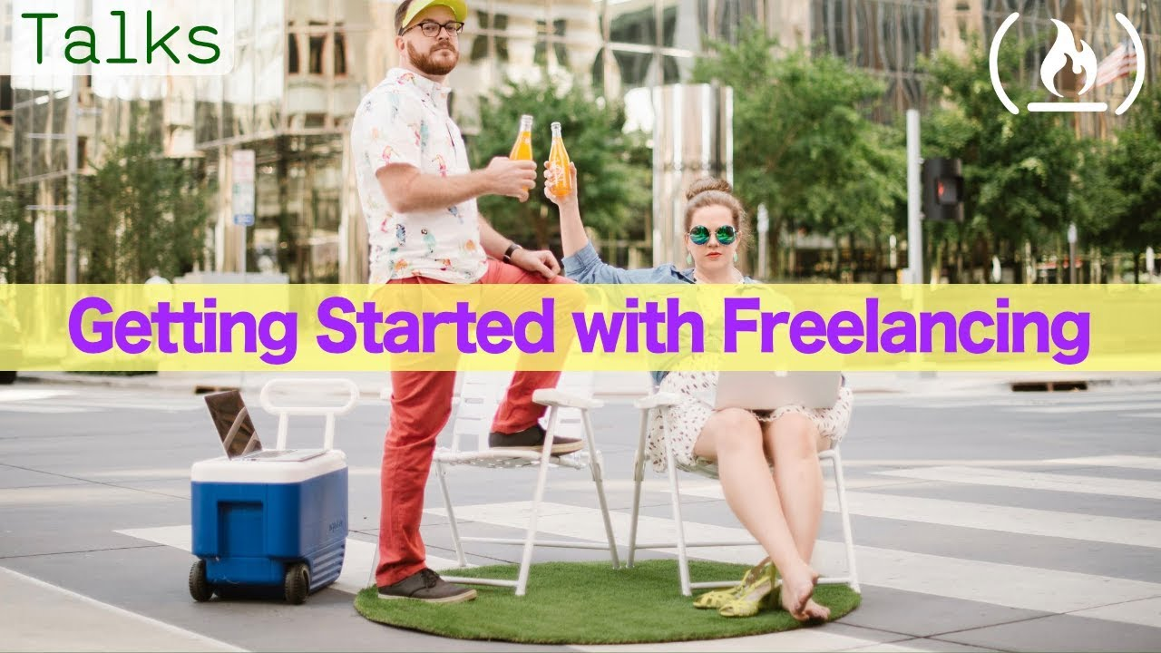 Getting started with freelancing for web developers and designers