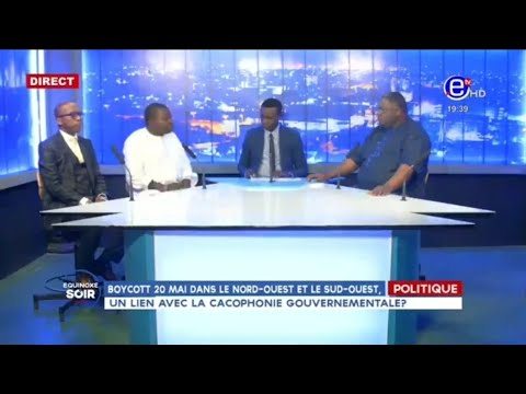EquinoxeSoir: Boycotte 20 Mai ds le Nord-Ouest etSud-Ouest, 1 lien ac la Cacophonie Gouvernementale?