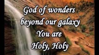 God Of Wonders Third Day Worship Video w lyrics