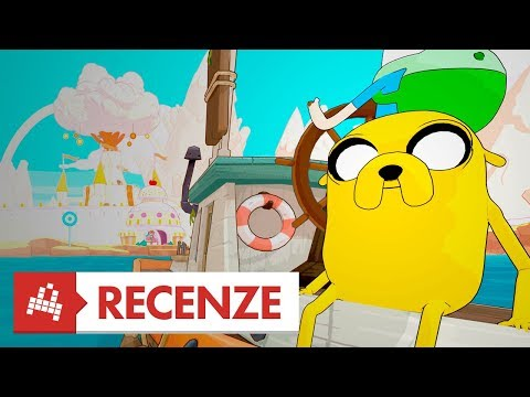 Adventure Time: Pirates of the Enchiridion - Recenze