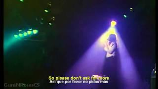 Europe - Carrie HD - Español / Inglés