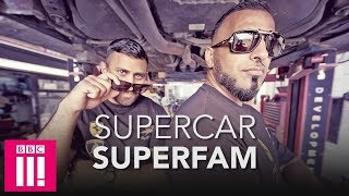 The Supercar Family: Life, Love & Very Fast Cars