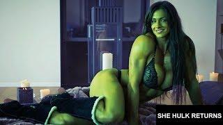 She Hulk Returns