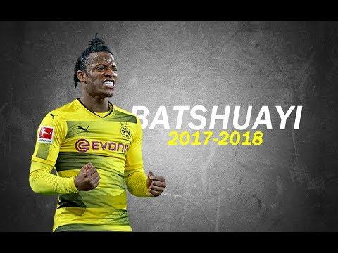 Michy Batshuayi ● Borussia Dortmund ● Skills & Goals | 2018