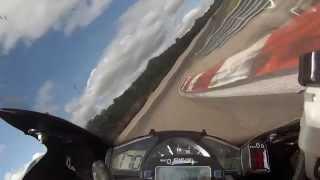 Dijon Prenois en R1 2008 avec TP 55...Best lap...1'28