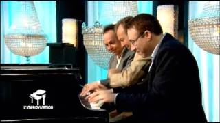Cyprien Katsaris - La boîte à musique de Jean-François Zygel: Improvisation libre (6 mains)