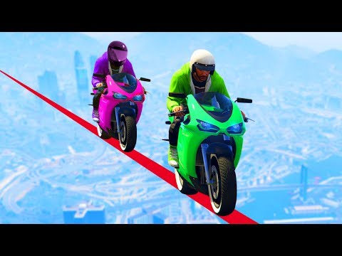 JELLY Vs. SANNA COUPLE RACING ON GTA 5! (GTA 5 Funny Moments)