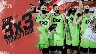 RE-LIVE - FIBA 3x3 World Tour Doha 2020 | Day 2