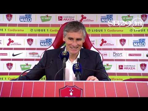Brest - Dijon | La réaction des coaches