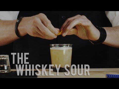 Video How To Make The Whiskey Sour - Best Drink Recipes