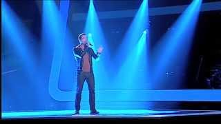 "Rui Drumond - ""Wrecking Ball"" James Artur - Prova Cega - The Voice Portugal - Season 2"