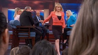 Woman Learns Family Tracked Her Using GPS – Exits Dr. Phil Stage
