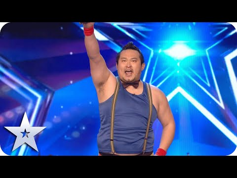 Audition for Britain's Got Talent 2020!