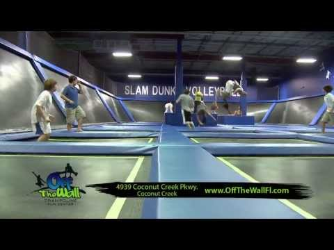 Off The Wall Trampoline Fun Center TV Ad - 1