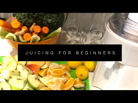 Juicing for Beginners • Lose 10lbs Fast