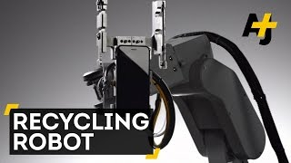 Apple's New Robot Liam Recycles IPhones