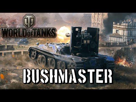 World of Tanks - Bushmaster