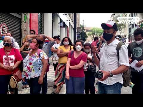 Sem condições sanitárias, trabalhadores dos serviços socioassistenciais fazem novo protesto na quinta (5)