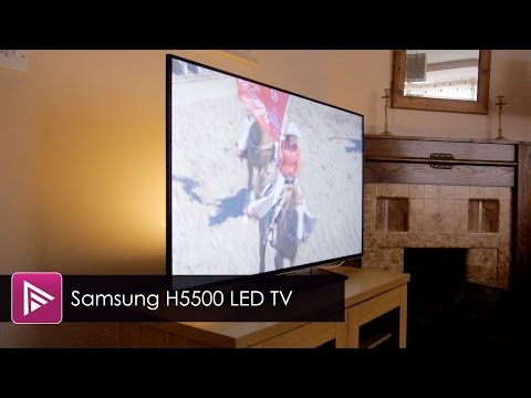 Samsung UE48H5500 TV Review