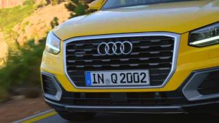 [Audi Pakistan] The compact city SUV - The new Audi Q2