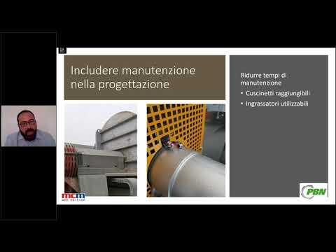 Video webinar Come ridurre i costi di manutenzione dei ventilatori di processo