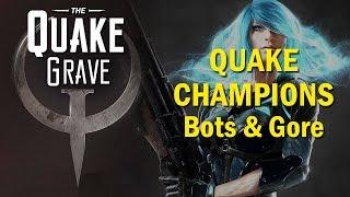 ENG) Quake Champions Doom Edition - Doomsday - Most Popular