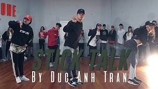 "Future ""STICK TALK"" Choreography by Duc Anh Tran"