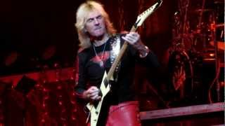 Judas Priest - The Sentinel (18.04.2012, Stadium Live, Moscow, Russia)